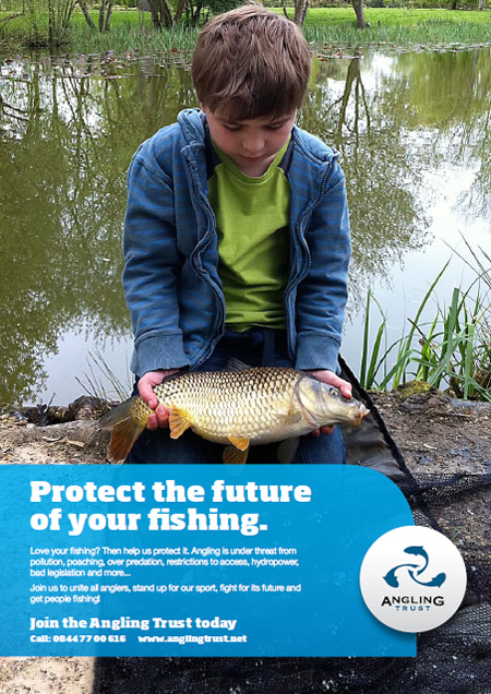 Coarse Fishing Poster