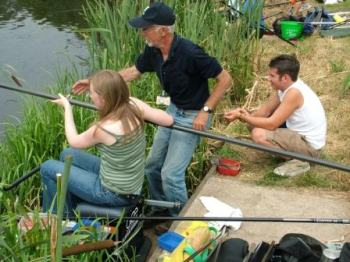 Angling Trust Recruiting New Staff