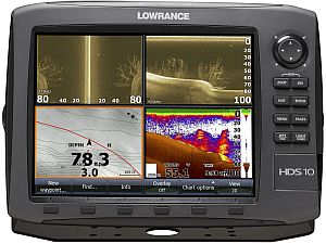 Lowrance HDS Gen2 High Definition System