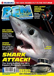 Boat Fishing Monthly