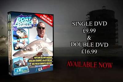 Boat Fishing With Barham DVD Set